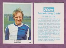 Blackburn Rovers Ken Knighton 114